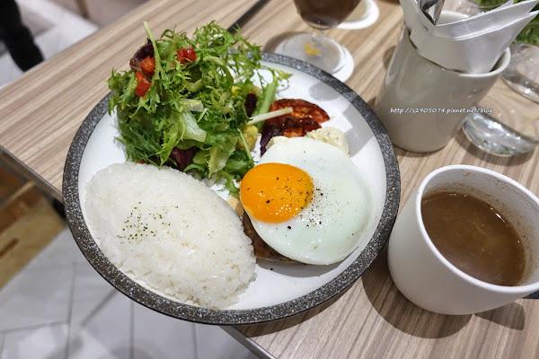 台北微風南山-Japan Rail Cafe 最濃抹茶冰淇淋/JR東日本主題咖啡館