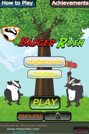 Badger Rush