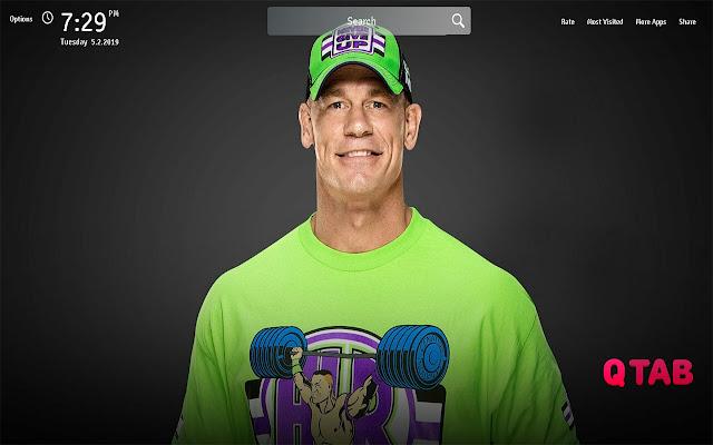 John Cena Wallpapers New Tab