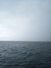Photo: ・・・やばい雲行き。