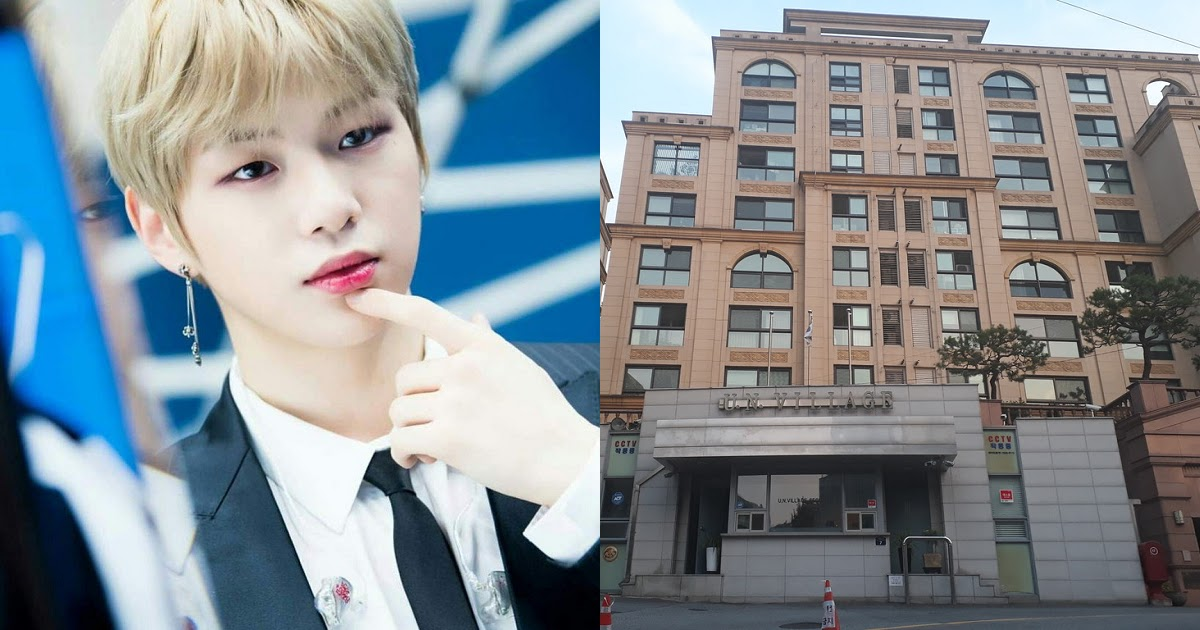 Kang Daniel Moves Out Of His UN Village Home Due To Dating News With
