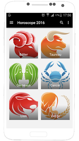 android Horoscope 2016 en Français Screenshot 7