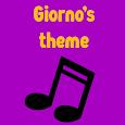 Jojo Giorno Theme Song Game icon