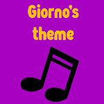 Jojo Giorno Theme Song Game icon