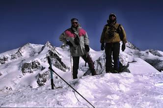 Photo: Breithorn, 4164 m, Wallisser Alpen, 1994