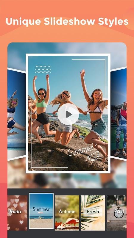 Video Editor,Crop Video,Edit Video,Music,Effects screenshots