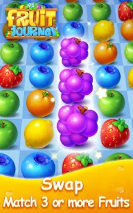 Fruit Journey- screenshot thumbnail