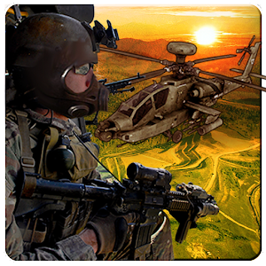 Helicopter Air Gunship Battle for PC and MAC