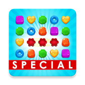 Jelly Crush Special - Match 3