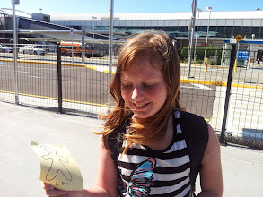 Photo: At Brisbane Airport with #FlatTyler