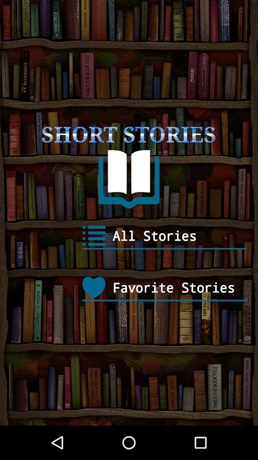 Short Stories Offline-Audible- screenshot