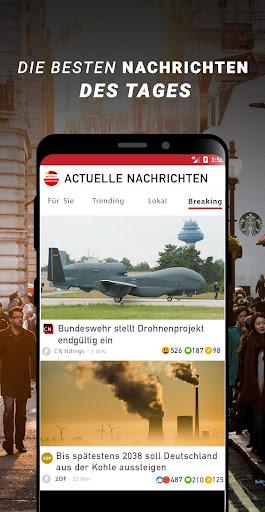Aktuelle Nachrichten aus Deutschland screenshot 3