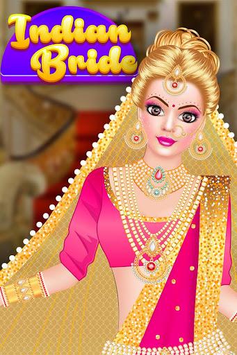 Royal Indian Doll Wedding Salon : Marriage Rituals 1.16 screenshots 1