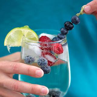 Fruity Wine Spritzers.