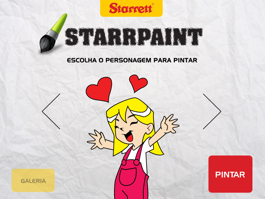 StarrPaint- screenshot