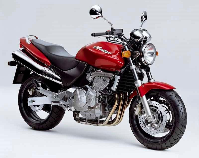 Honda CB 600 F Hornet -manual-taller-despiece-mecanica