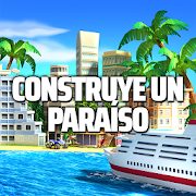 Paraíso tropical (Tropic Sim: Town Building Game)