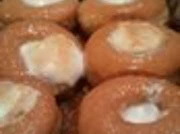 Crispy Cream Pineapple Upside Down Cake