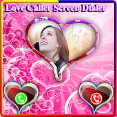 Love Caller Screen Dialer Photo
