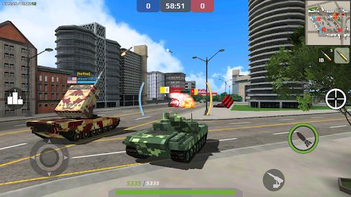 Armored War - Global PVP 2.0.38 screenshots 5