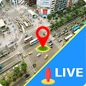 Live Street Panoramic View Map Navigation icon