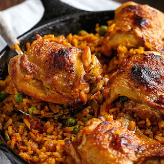 Spanish Chicken Thighs Recipes