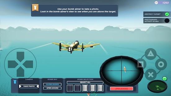 Bomber with Crew Simulator - náhled