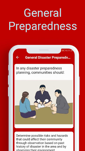 First Aid for Emergency & Disaster Preparedness screenshot 4