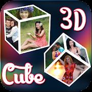 3D Cube Live Wallpaper : Wallpaper Master