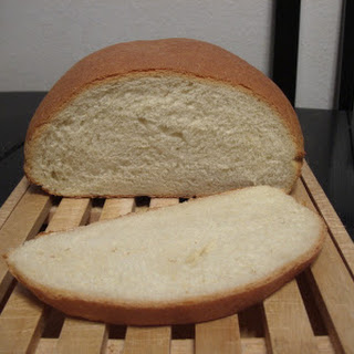 Dutch Oven White Bread.