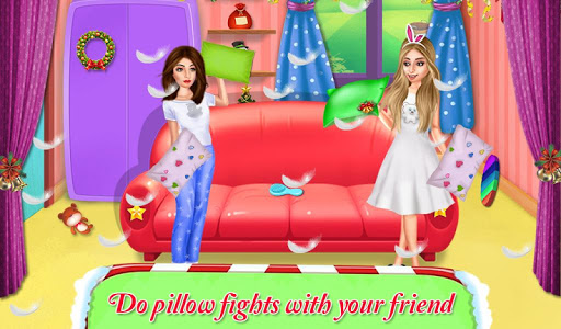Christmas Pajama Party : Girls Pj Nightout Game 1.0.3 screenshots 8