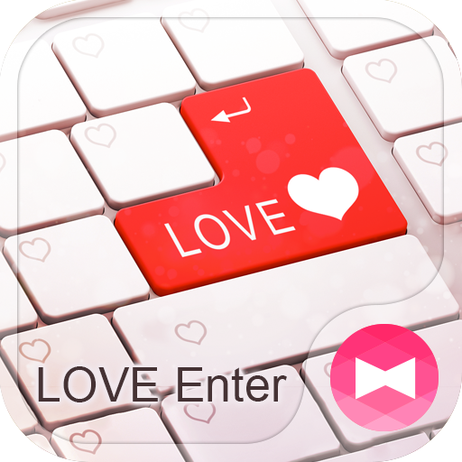 LOVE Enter +HOME Theme 遊戲 App LOGO-硬是要APP