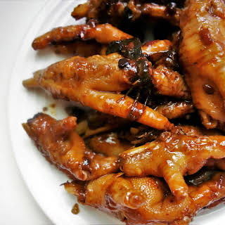 The Most Delicious Braised Chicken Feet.