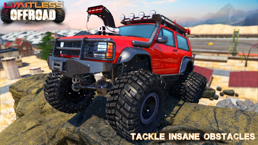 Off Road Monster Truck Driving - SUV Car Driving 6.6 Mod screenshots 3
