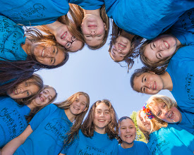Photo: The smiling girls of the K Team!! October 20, 2013 @ the Doyle Estate. Photography by Mark Doyle.