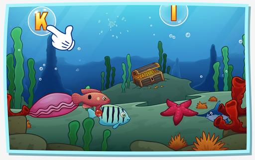 玩免費教育APP|下載Baby Fishing: 寶寶釣魚:泡泡的孩子 app不用錢|硬是要APP