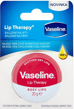 Vaseline Lip Therapy Rosy Lips Regenerating Lip Balm - 20g