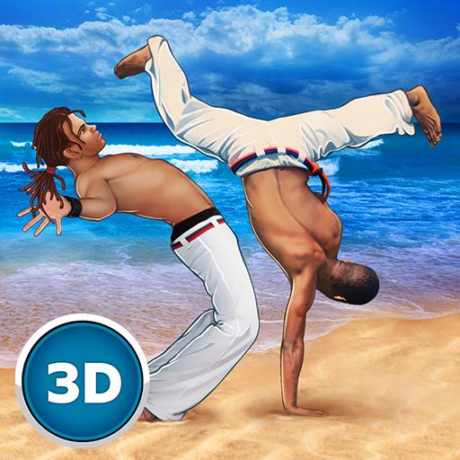 Capoeira Sports Fighting 3D
