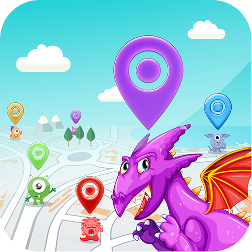 DracoMesh - Real time map for Draconius GO