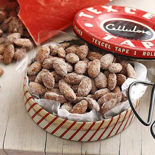 Sugar and Spice Almonds.