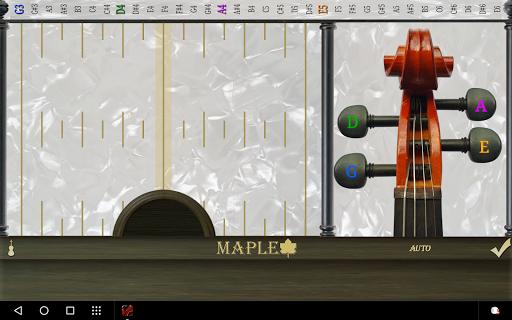 Maple Violin 3.0.1 screenshots 12