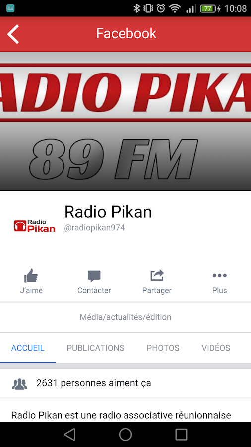 RADIO PIKAN- screenshot