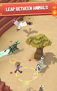 Rodeo Stampede: Sky Zoo Safari App Latest Version Download For Android and iPhone 8