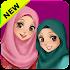 Sticker WA Hijab Islami