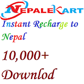 Recharge To Nepal Online Instantly-Nepalekart Android APK Download Free By Nepalekart.com