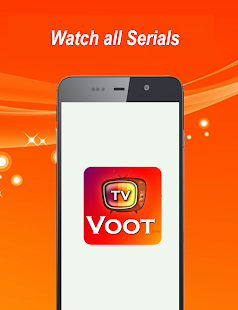 Live voot show TV : Cartoons,Movies guide,TV - náhled