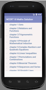 11th Maths NCERT Solution- screenshot thumbnail