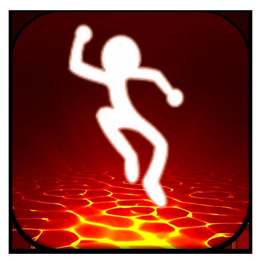 Floor is lava - 2k17 Challenge