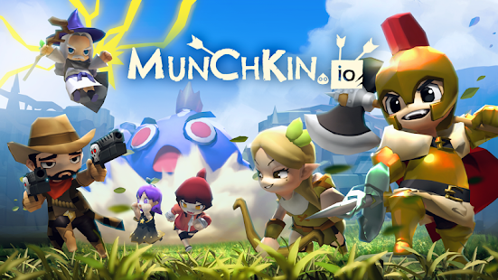 Munchkin.io – Clash of Crowns! 21