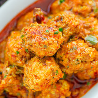 Curry Chicken Meatballs Recipes